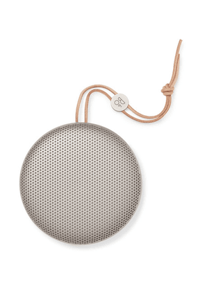 Bang & Olufsen - Beoplay A1 Portable Bluetooth Speaker - Gray