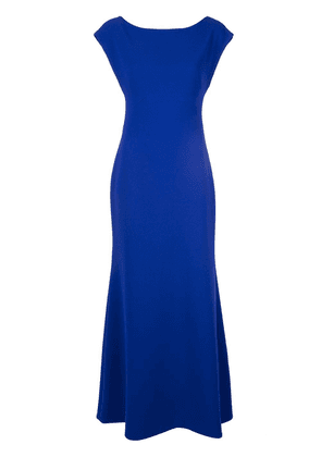 GINGER & SMART Suffuse gown - Blue