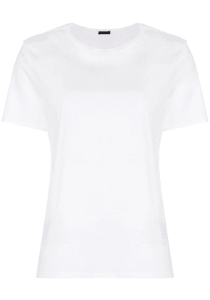Aspesi round neck T-shirt - White