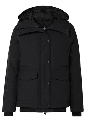 Canada Goose - Deep Cove Shell Down Jacket - Black