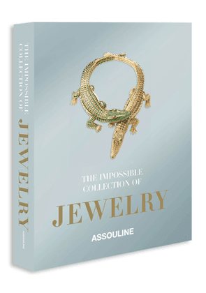 Impossible Jewelry Hardcover Book