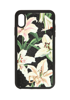 Lily Print I Phone Xs Max Cover