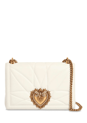 Large Devotion Quilted Leather Bag