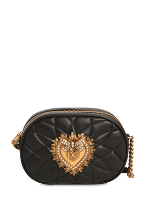 Devotion Quilted Leather Camera Bag