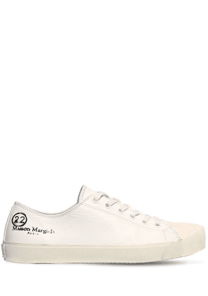 Vandal Tabi Leather Low Top Sneakers