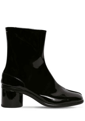 60mm Tabi Patent Leather Boots