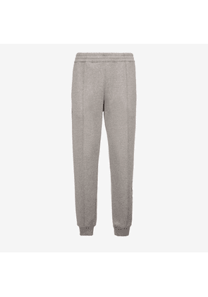1851 Cotton Tracksuit Trousers Grey 8
