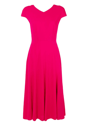 GINGER & SMART Stasis fitted dress - Pink