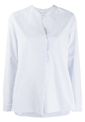 Aspesi pinstriped blouse - Blue