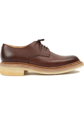 Grenson 'Nick Wooster NW2' Derby shoes - Brown