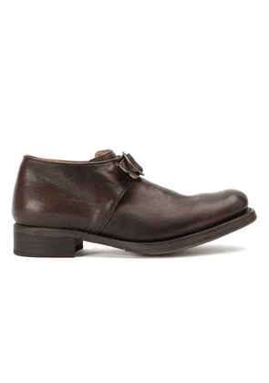 Cherevichkiotvichki buckled brogues - Brown