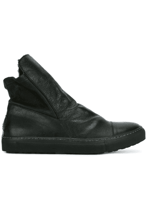 Fiorentini + Baker 'Bret' hi-top sneakers - Black