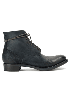 Cherevichkiotvichki lace-up boots - Blue