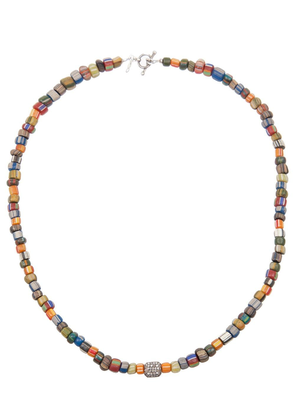 Catherine Michiels beaded necklace - Multicolour