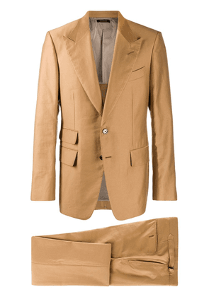 Tom Ford two-piece suit - Neutrals