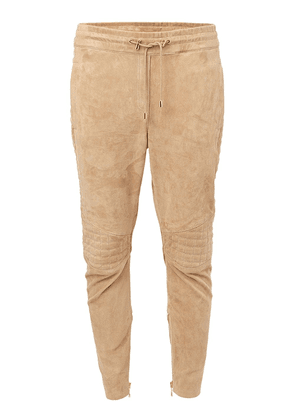 Balmain tapered trousers - Brown