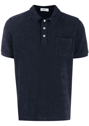 Closed polo shirt - Blue