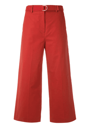 Nk belted tailored pants