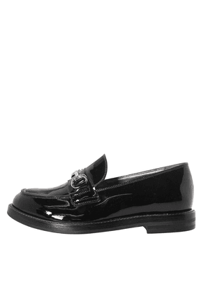 Agl Moon Moccasin in Black