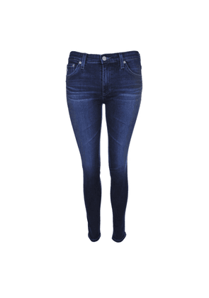 AG Jeans The Legging Ankle Super Skinny in 4 Years Deep Willow