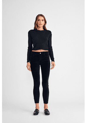 DL1961 Margaux Mid-Rise Ankle Skinny - Lost