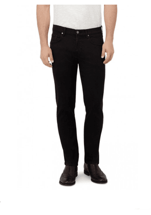 SLIMMY Luxe Performance Jeans - Plus Black