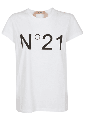No21 T-shirt in White