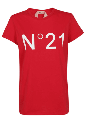No21 T-shirt in Red