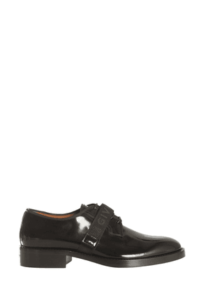 DERBY LEATHER SHOE