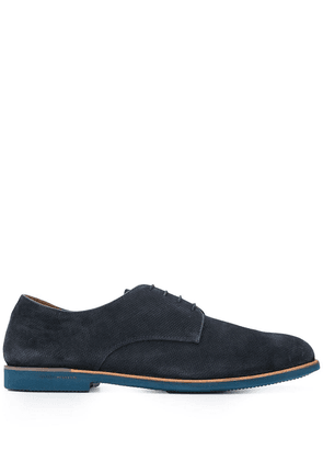 Fratelli Rossetti york pave shoes - Blue