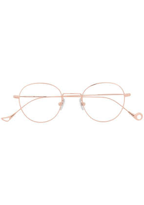 Eyepetizer round frame glasses - Gold