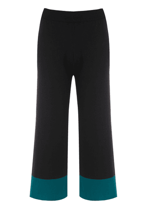 Egrey knitted culottes - Blue