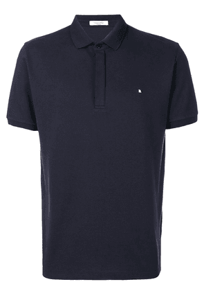 Valentino short sleeve polo shirt - Blue