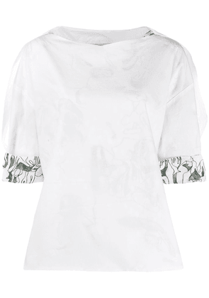 Chalayan casual blouse - White