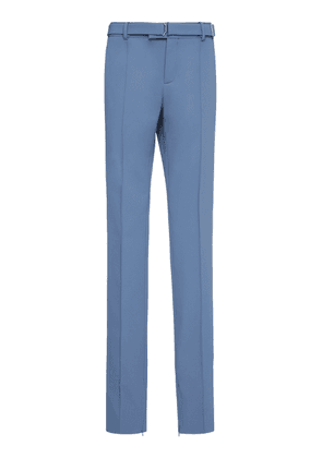 Bottega Veneta Gabardine Straight-Leg Pants