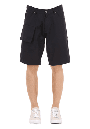 Le Short Gadjo Cotton Blend Shorts