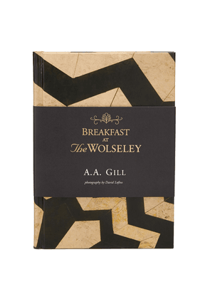 Breakfast at Wolseley Book by A.A. Gill