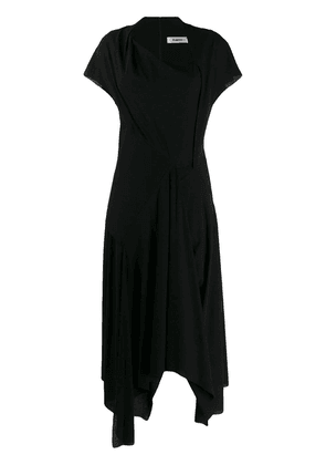 Chalayan casual day dress - Black