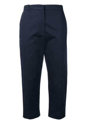 Marni cropped trousers - Blue
