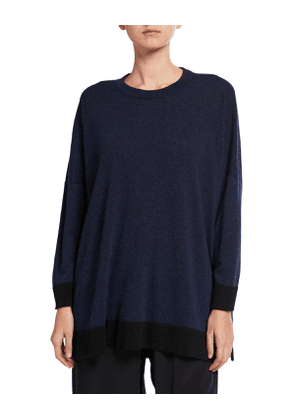 Cashmere Wide Sweater