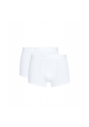 Set Of 2 Jersey Boxer Shorts With Logo