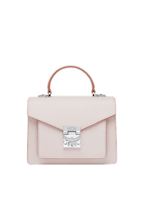 Patricia Satchel In Grained Leather