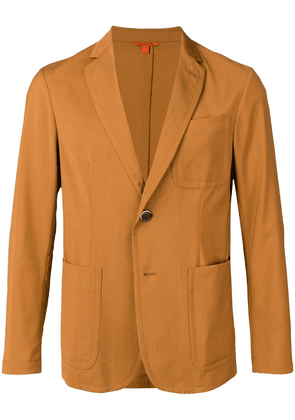 Barena relaxed blazer - Brown