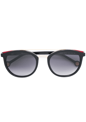 Ch Carolina Herrera cat eye shaped sunglasses - Black