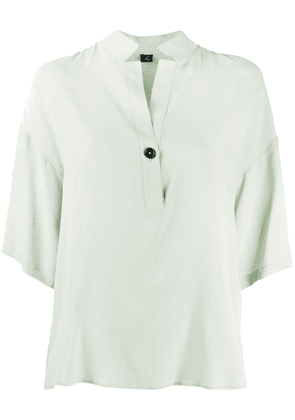 Fay loose fit blouse - Green