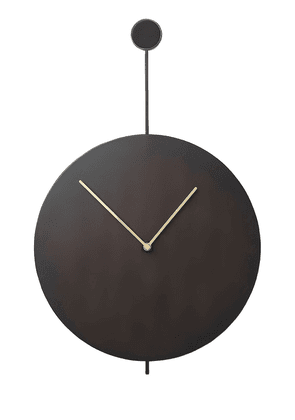 Trace Stainless Steel Wall Clock