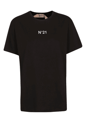 No21 T-shirt in Black