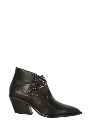 Givenchy Cowboy Studded Ankle Boots