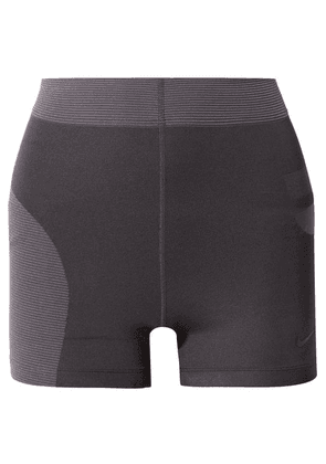 Nike - Tech Pack Hypercool Stretch Shorts - Anthracite
