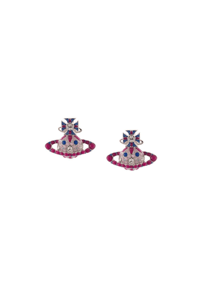 Vivienne Westwood Gabriella earrings - Pink
